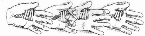 фокусы с сигаретами