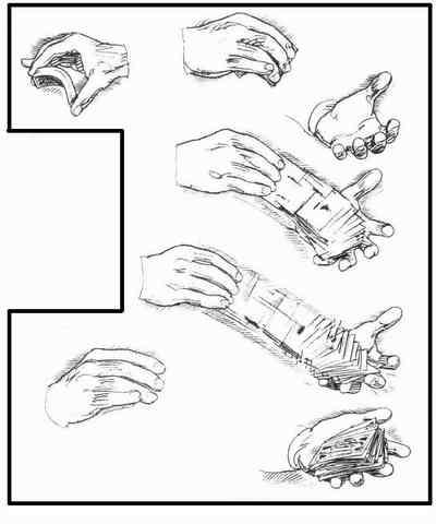 Как сделать фокус из карт